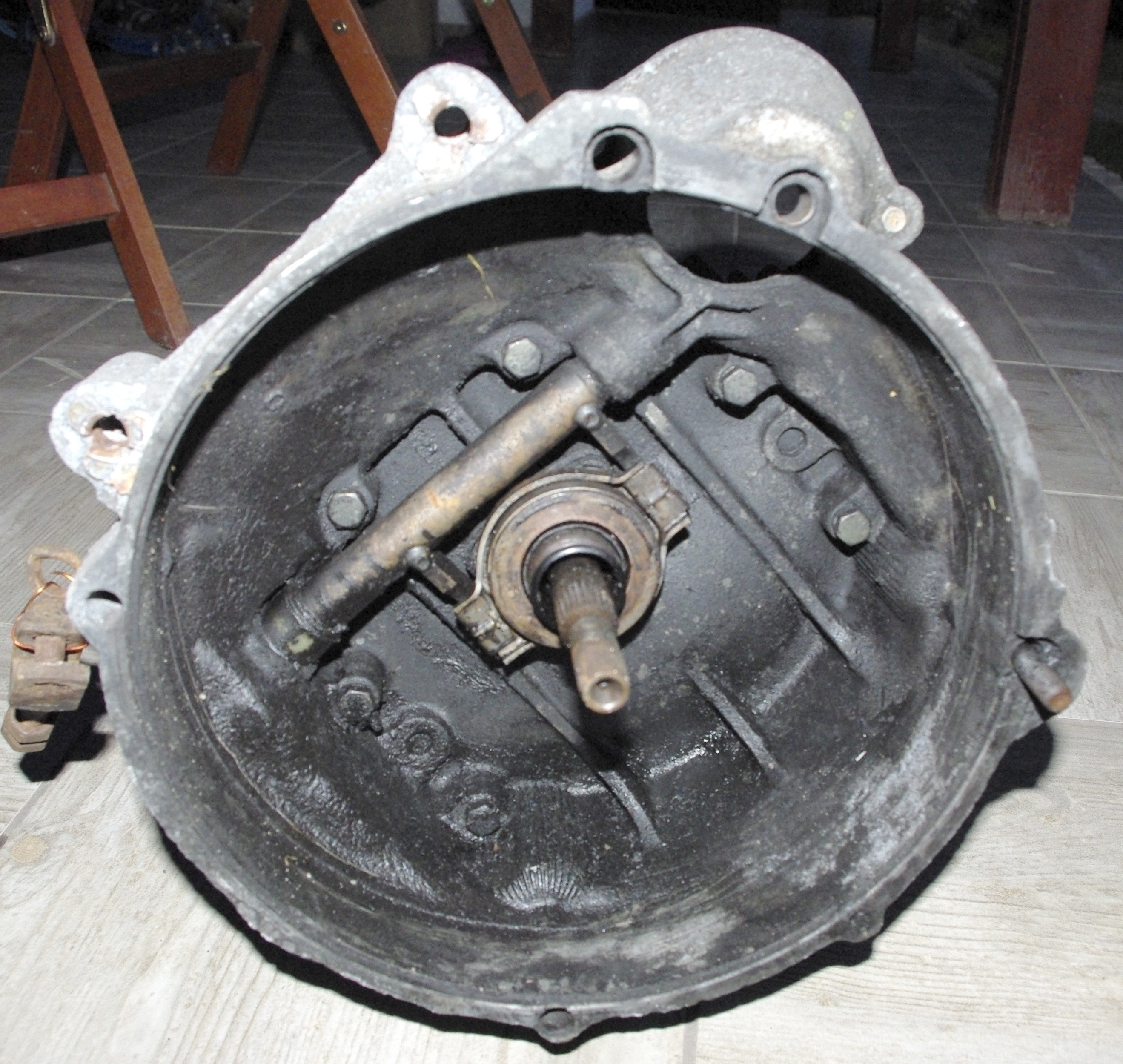 FOR SALE - 091 6-rib CP gearbox for sale     | The Late Bay